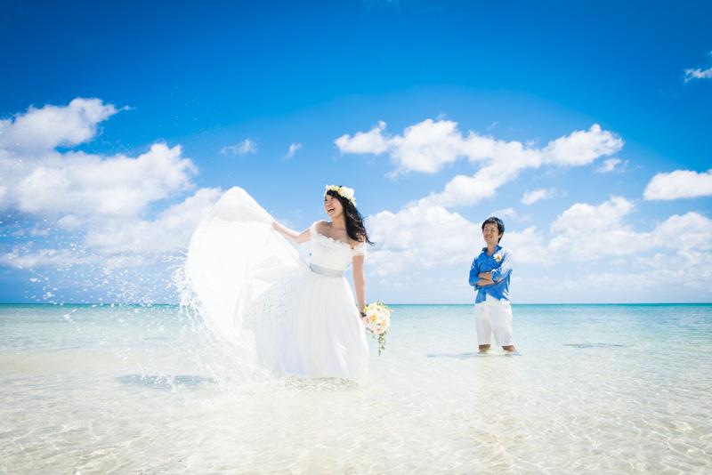 Everything Blue Photo Wedding